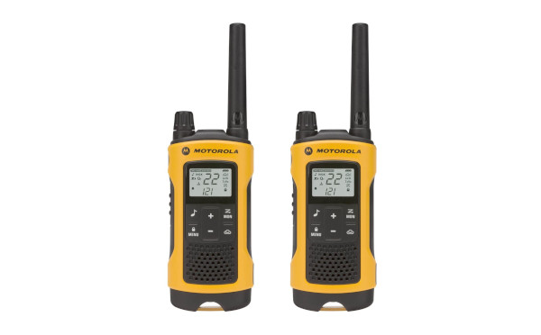 Motorola Talkabout T400 rechargeable two-way radio review