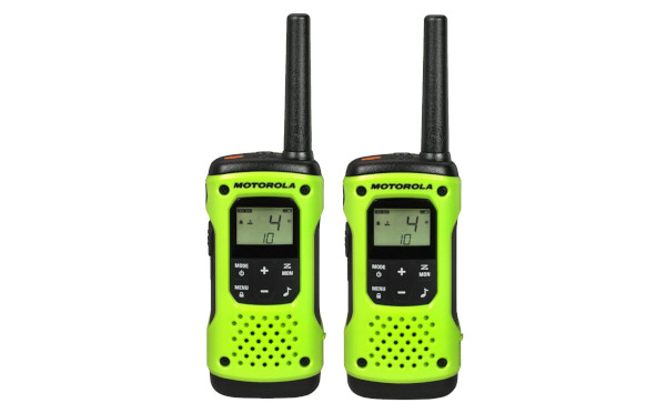 Motorola Talkabout T600 H2O series for the outdoors camping and sports